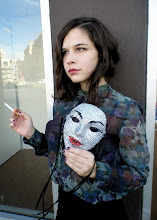 ***THE AUDREY HORNE MASK***