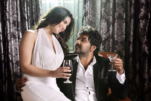 Sunny Leone in kulfi south indian movie
