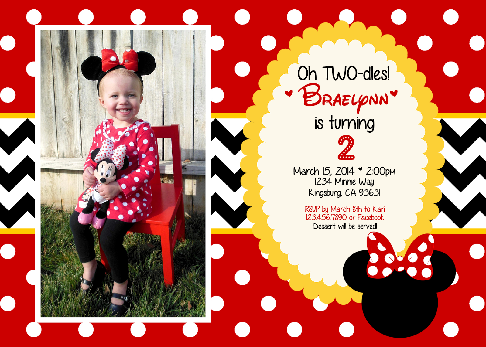 Mickey Mouse 2Nd Birthday Invitations with luxury invitation sample
