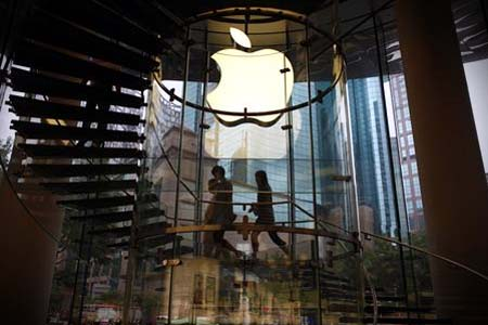 apple+money 35 millones de iPhones elevan a Apple hasta la nube