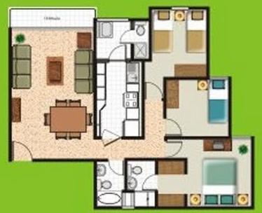 Planos de casas modelos y dise os de casas simbolos de for Planos para tu casa