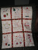 Kerst Quilt
