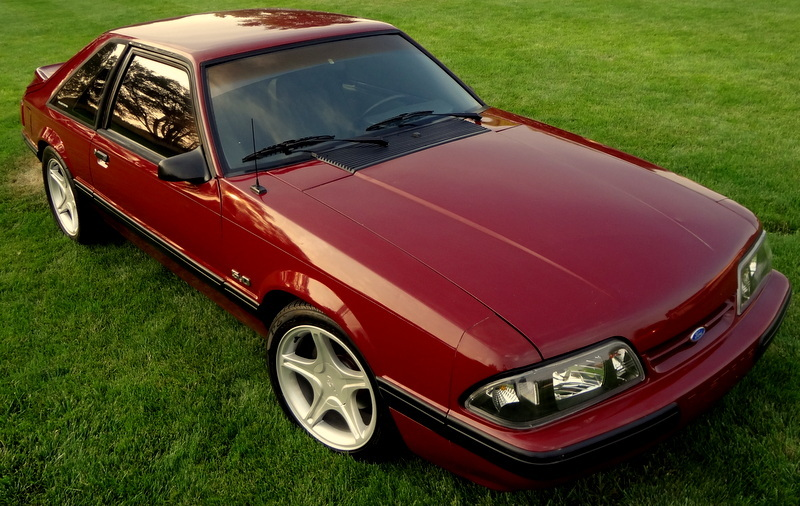 Daily Turismo: 5k: 1989 Ford Mustang LX 5.0