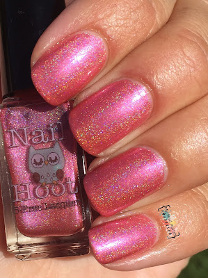 Nail Hool Numbers Holo'd