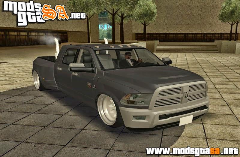 SA - Dodge Ram 3500
