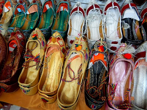 Egypt And Middle East Expo Eldoret:The Footwear