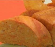 Budín de Zanahorias y Naranjas