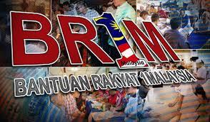 Kerajaan Naikkan BR1M Tahun 2014