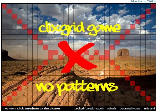 ClixGrid Winning Patterns
