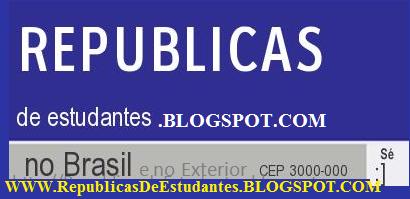 Republicas de Estudantes