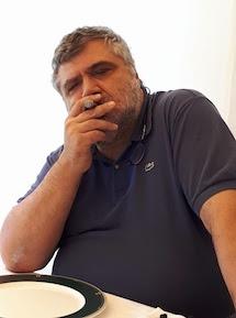 Il dominio della pancia, Riccardo Lera