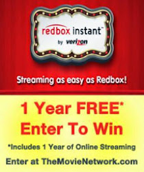 TMN's Free Year of Red Box Instant Giveaway