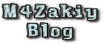 M4Zakiy Blog