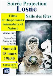 La soirée projection du 15 mars