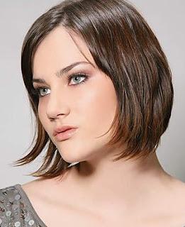 Cortes de cabelos para gordas - fotos