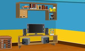 Big Living Room Escape