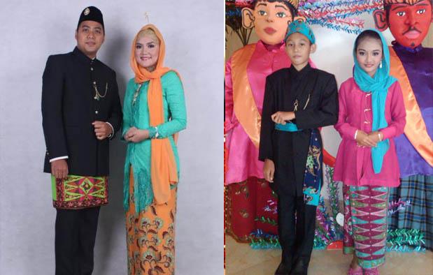 Filosofi 3 Pakaian Adat Betawi, Pernikahan Salah Satunya | Kisah Asal ...