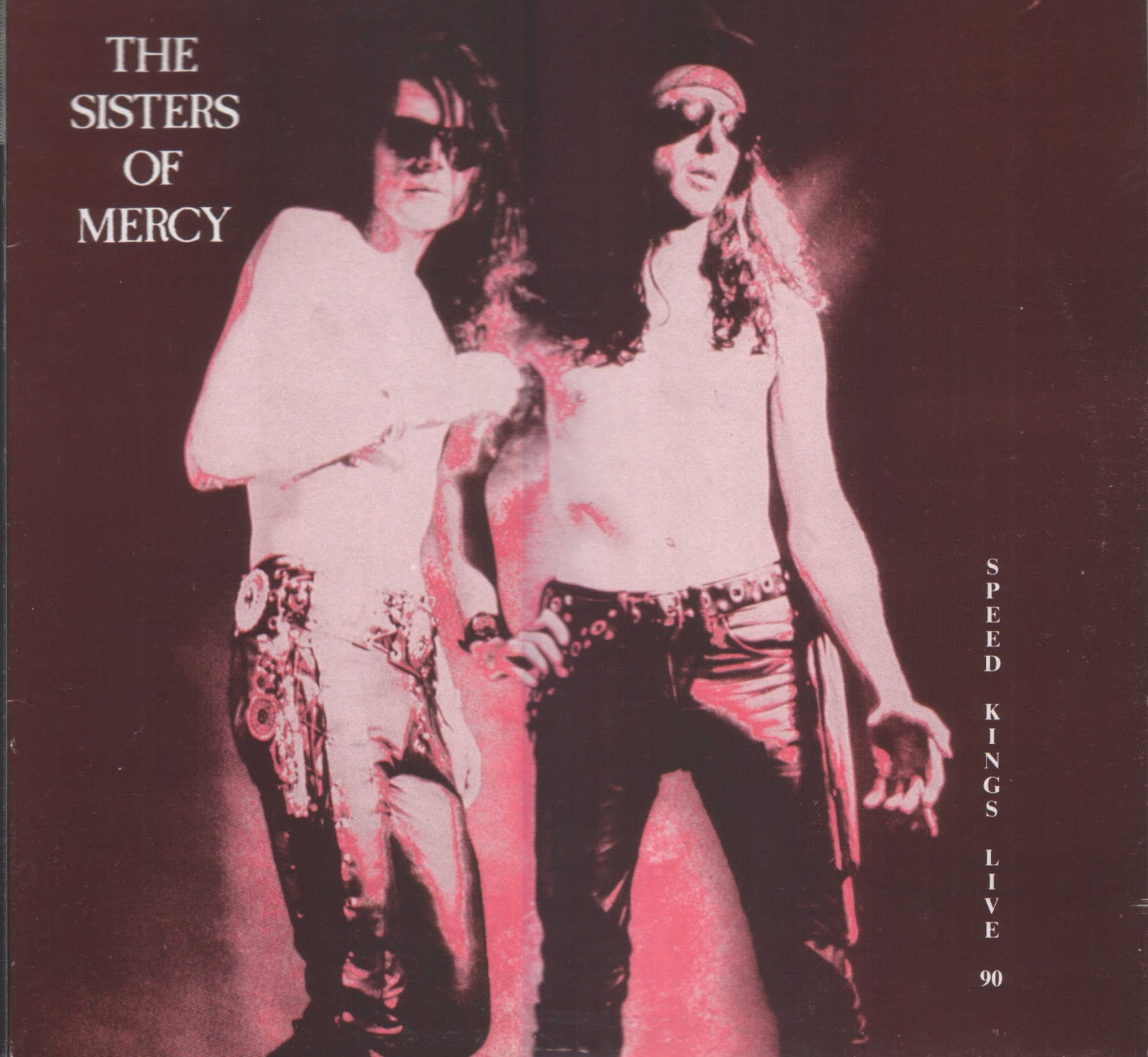 Dark Circle Room The Sisters Of Mercy The Boxing Club