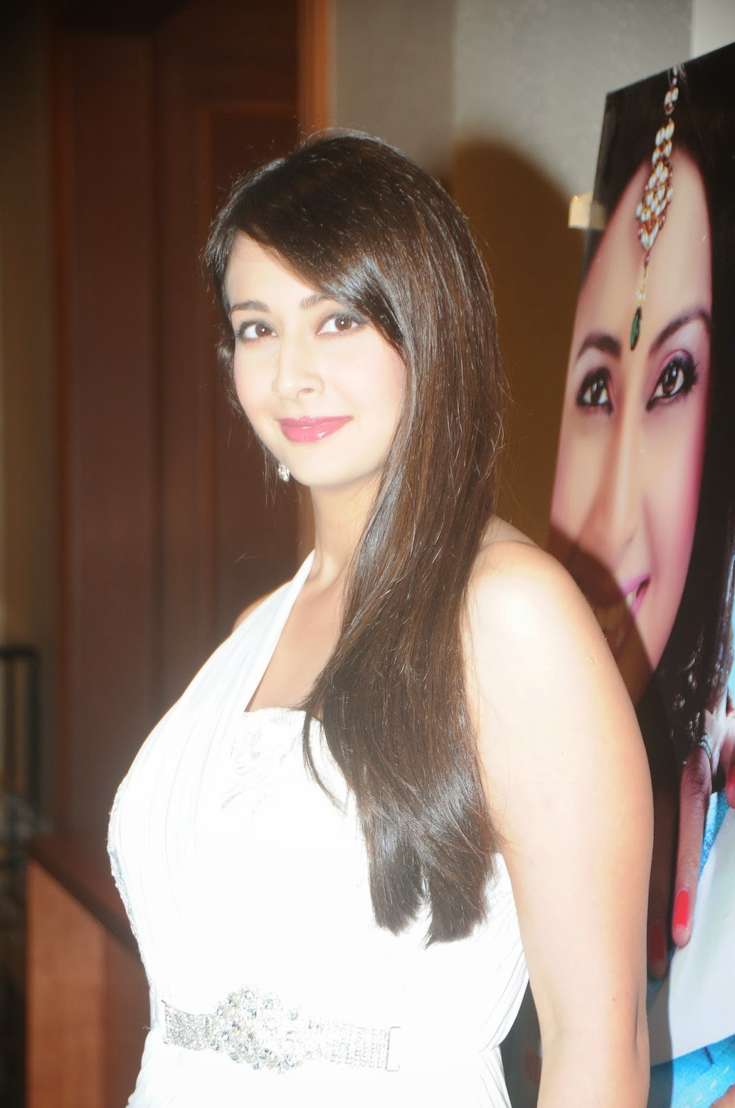 Preeti Jhangiani Photos at Kaash Tum Hote Trailer Launch