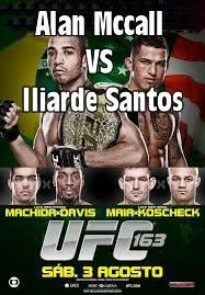 Ian Mccall VS Iliarde Santos Online