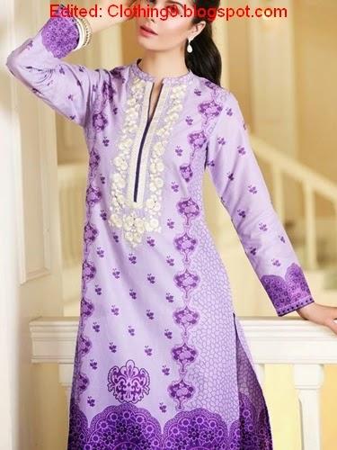 Nishat Linen Summer Pret Collection 2015