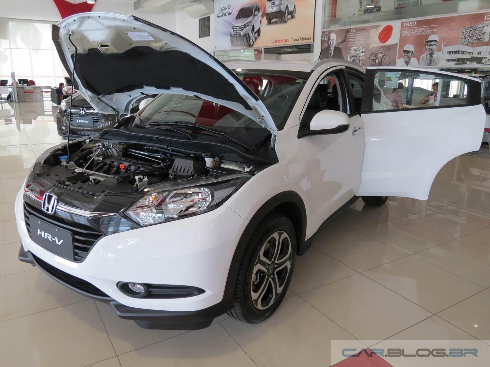 Honda HR-V EX-L topo de linha