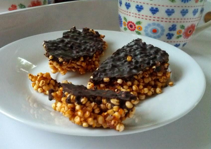 quinoa chocolade dadel reep