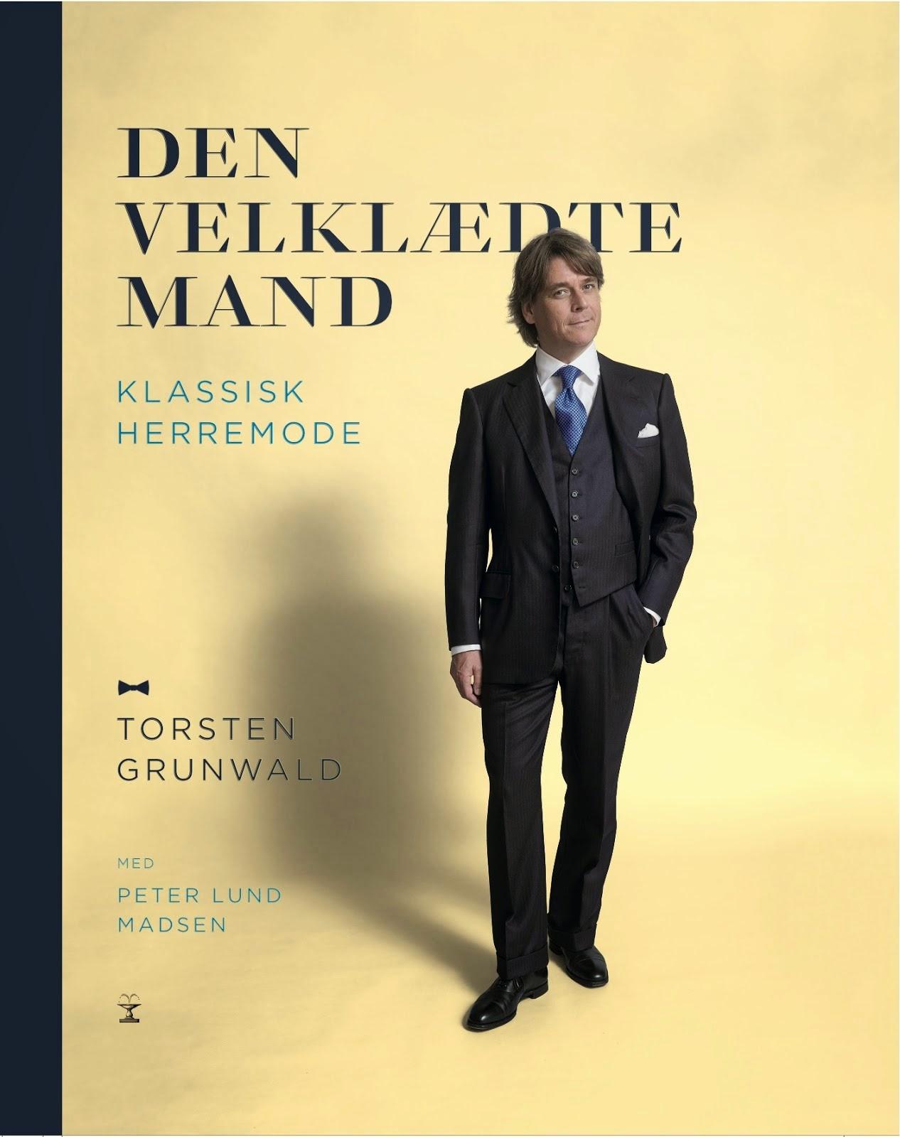 Den velklædte mand - køb bogen af forfatteren