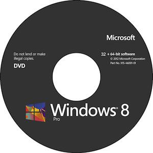 Windows 8 Professional 32/64-bit [No Activation Required]