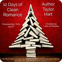 Day 2 of 12 Days of Clean Romance / Giveaway