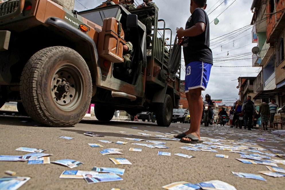 #Internacionales: Arrestan a 28 personas por Asesinato de un elector en Brasil