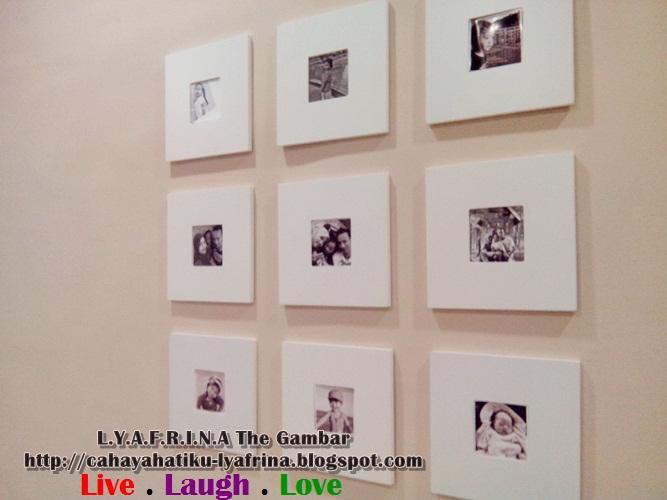 Lya Afrina *: Idea Wall Deko : Deko Cermin Malma Ikea