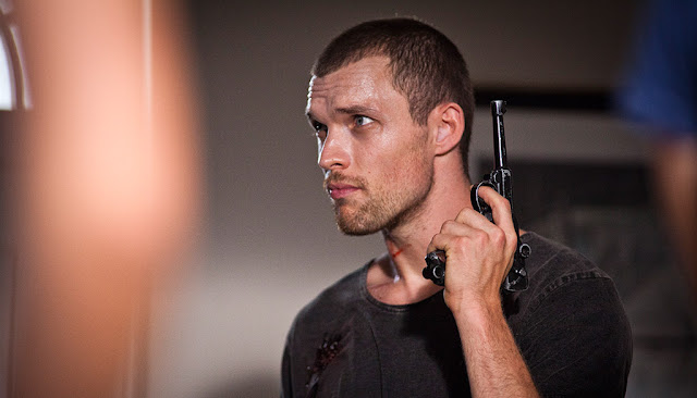 Ed Skrein in Tiger House