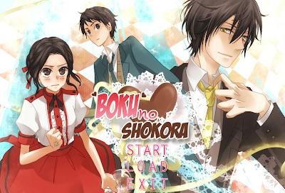 boku no shokora my chocolate visual novel review
