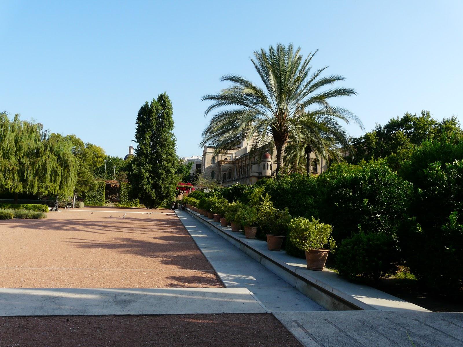El jard n de las hesp rides en valencia agenda roja valencia for Jardin hesperides