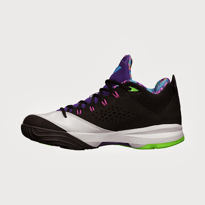 Nike Air Jordan CP3.VII Men's Basketball Shoe # 616805-015