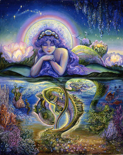New Moon In Pisces ~ February 26th