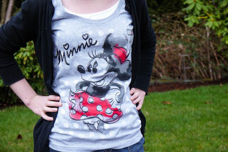 Modern Minnie | Ribbons Down My Back