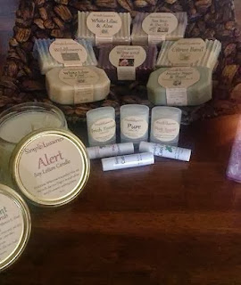 All Natural Skincare Giveaway end 9/30