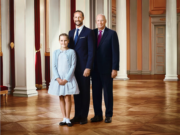 New official photographs of the Norwegian Royal Family - Ingrid Alexandra