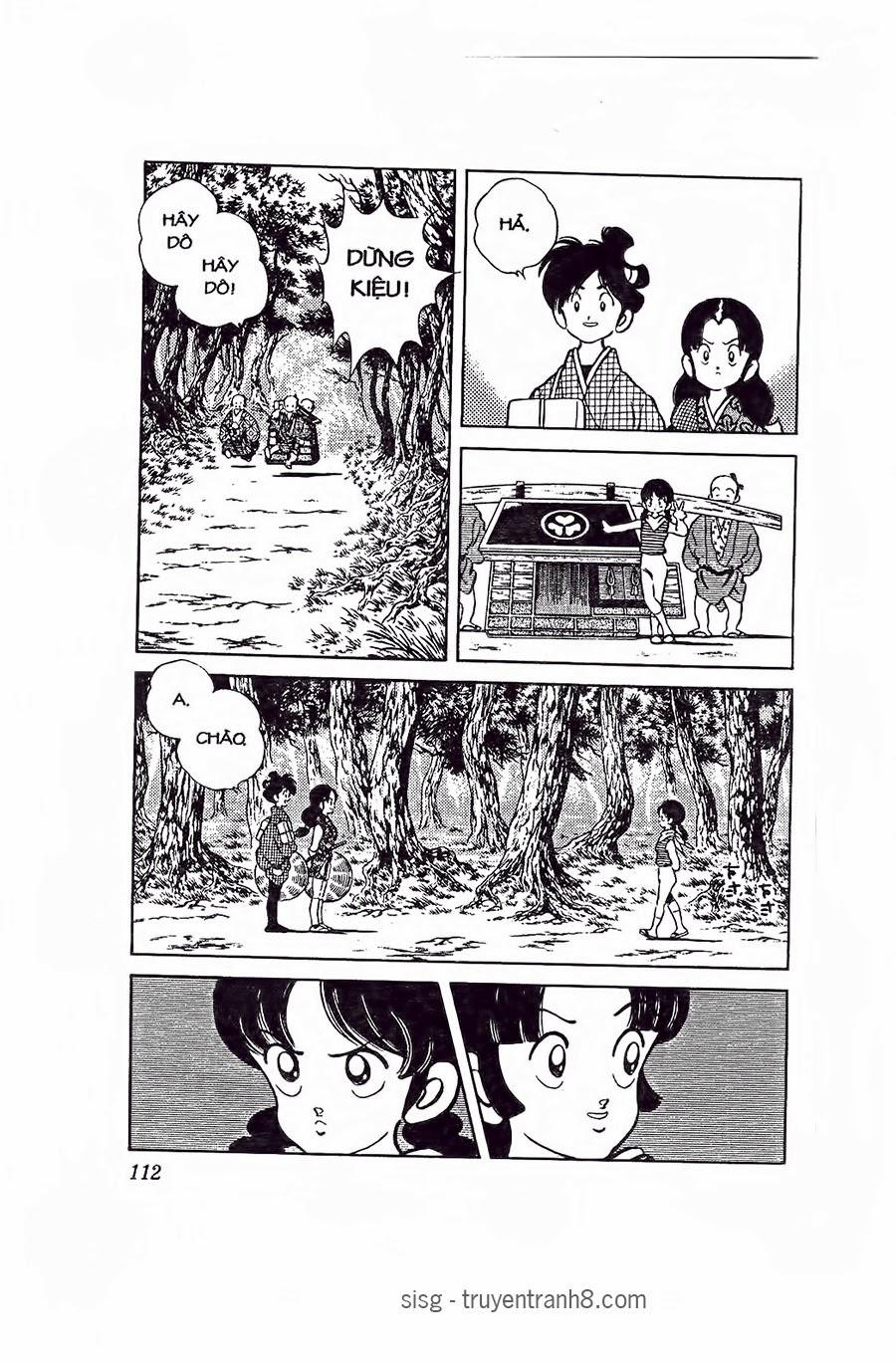 Nijiiro Togarashi - Ớt Bảy Màu chap 95 - Trang 17