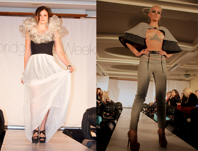 Cambridge Style Week student designs