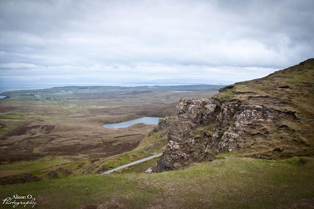 The Quiraing Isle of Skye Scotland Écosse
