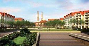 Forbidden city from Nakheel