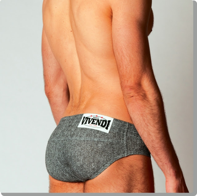 modus vivendi black denim line back