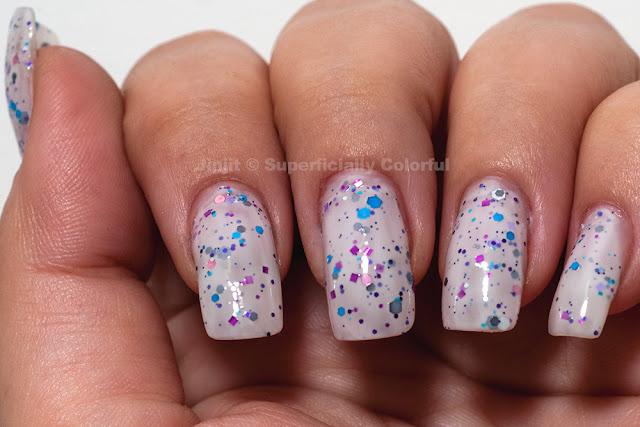 Jindie Nails - Tried & True