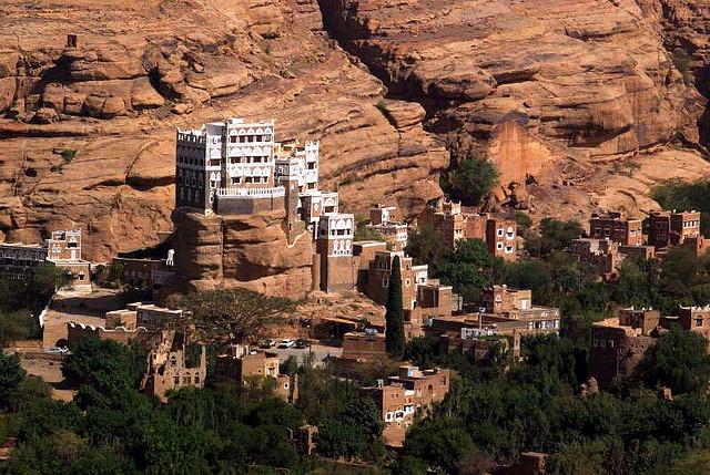 Dimasa Lalu, Yaman Negeri Arabia yang Sejahtera