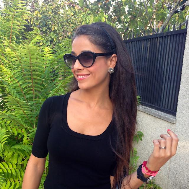 LaCaprichossa,Vanessa Martinez,pendiente, yanes young, gafas, misterspex
