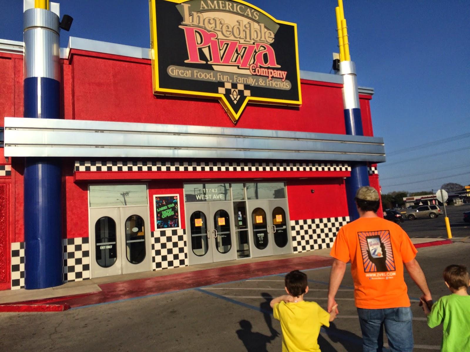 Kid Friendly Pizza Places In San Antonio