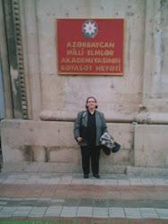 Baku Devlet Üniversitesi-Sempozyum : 18 Mart 2004, Baku/Azerbaycan